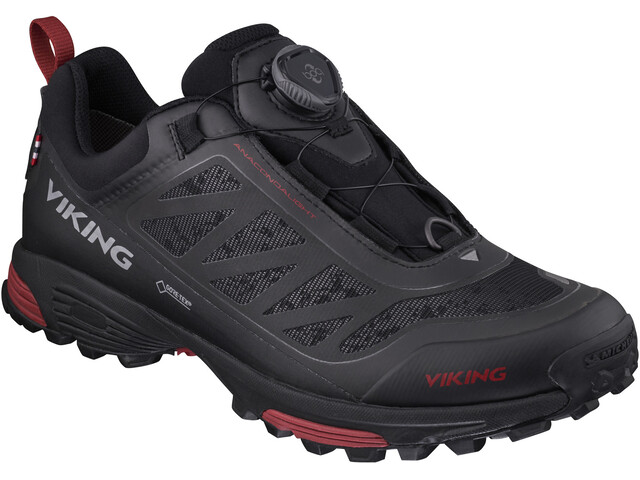 Viking Footwear Anacondalight Boa GTX kengät , musta